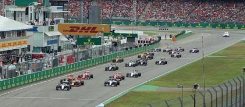 F1: orari TV Sky e TV8 del Gran Premio di Germania 2018