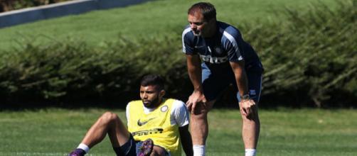 Frank De Boer attacca Gabriel Gabigol Barbosa