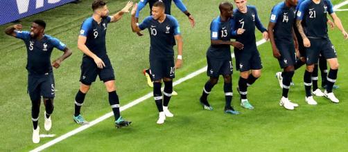 Mondiali, battuto il Belgio 1-0: Francia prima finalista ... - gds.it