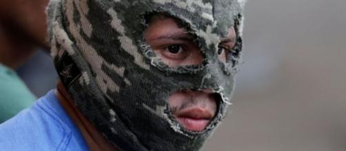 La represión del presidente Ortega hace que se formen manifestaciones para echarlo