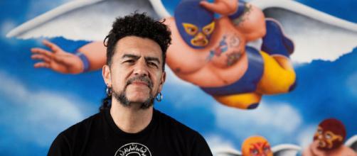 Sergio Arau tiene nuevo sencillo llamado 'Flor de Asfalto'