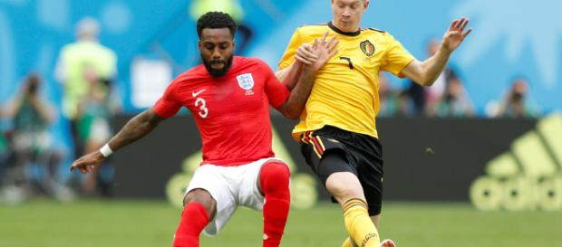 Mundial de Rusia 2018: Bélgica se queda con el tercer lugar al vencer a Inglaterra 2 a 0