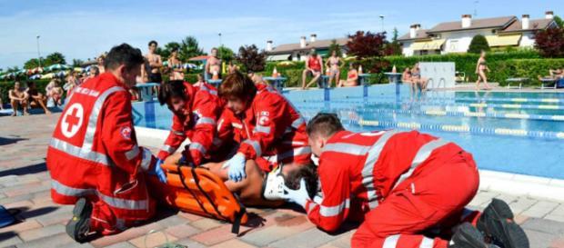 Calabria, bimba rischia di annegare in una piscina. (foto di repertorio)