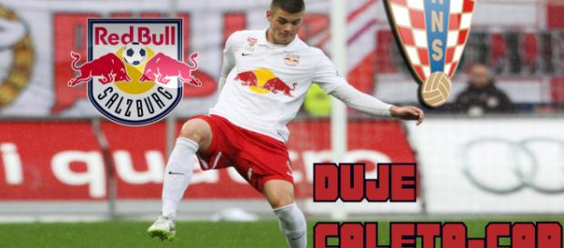 Duje Caleta–Car ▻ Defending Skills & Goals ▻ RB Salzburg ▻ 2015 ... - youtube.com