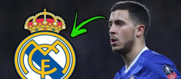 Eden Hazard vers le Real Madrid