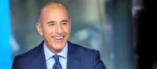 Matt Lauer's divorce with Annette Roque will soon be finalized. [Image Source: TODAY - YouTube]