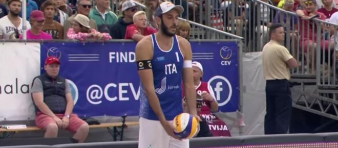 Beach Volley, Nicolai e Lupo di bronzo: i campioni azzurri sono tornati, adesso l'Europeo