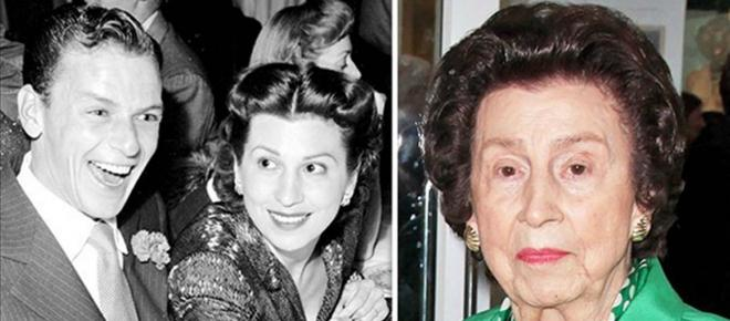 Frank Sinatra's first wife Nancy dies at the age of 101