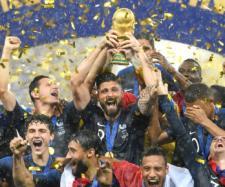 Francia es ahora dos veces campeona del Mundo. fifa.com.
