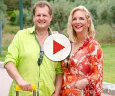 Sommerhaus der Stars: Jens verliert die Nerven weil er mit Daniela auf der Abschlussliste steht