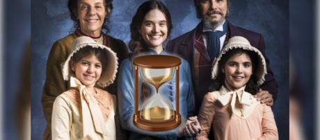 Estreia na Globo a nova novela das 19 horas, O Tempo Não Para