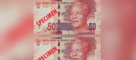 New Commemoratve nelson Mandela Notes are in circulation in South Africa - not collectables - image credit - Afro World View TV | YouTube