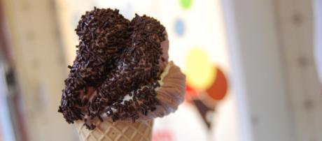 Photo of Ice Cream with sprinkles - [Leni Tuchsen / Flickr]
