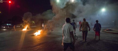 El régimen de Daniel Ortega volvió a reprimir a los estudiantes