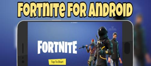 Fortnite Battle Royale coming for Android soon (Image Credit: Fortnite/Twitter)
