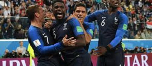 Francia es la dueña de la Copa del Mundo