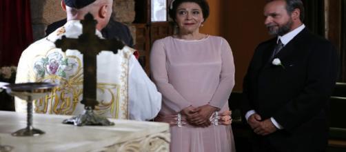 Il Segreto anticipazioni dal 23 al 28 luglio: Francisca e Raimundo si sposano