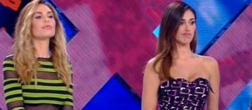 Ilary Blasi e Belen Rodriguez, assenti all'ultima puntata di Balalaika
