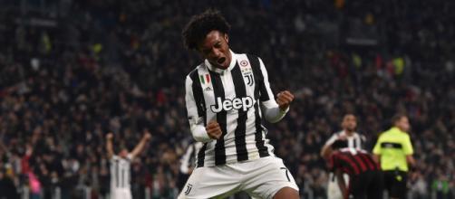 Juventus, Cuadrado cerca un nuovo numero