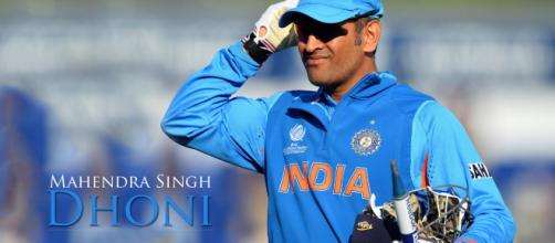"MS Dhoni"" most successful captain in Indian history (Image Credit: BCCI/Twitter)"