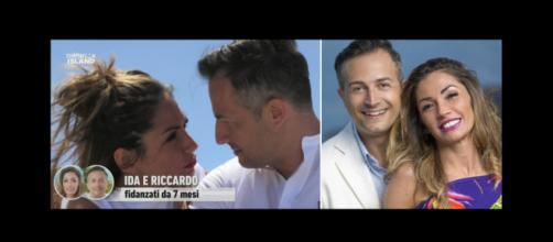 Temptation Island 2018: Ida Platano e Riccardo Guarnieri.