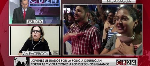 Victimas de torturas en las cárceles de Nicaragua dicen que escuchan acentos cubanos