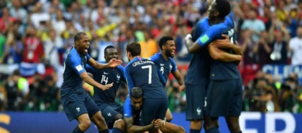 Francia campione del mondo 2018, la festa può iniziare