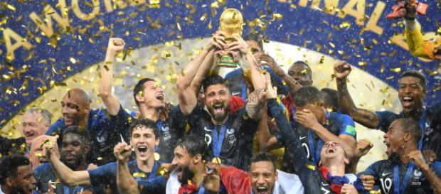 Francia derrota 4 a 2 a Croacia en la final del Mundial de Rusia 2018