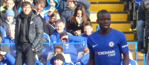 Soccer giants plans to add Kante in their squad. [Image via: Brian Minkoff-London Pixels/Wikimedia Commons]