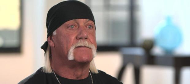 Wrestling star Hulk Hogan has been reinstated into the WWE's Hall of Fame after a three-year suspension. - [ABC / YouTube screencap]