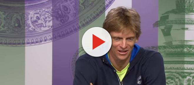Kevin Anderson, Wimbledon Finals: Anderson first beat Novak Djokovic in 2008