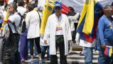 VENEZUELA/ El sector salud está en crisis por la marcha de los profesionales