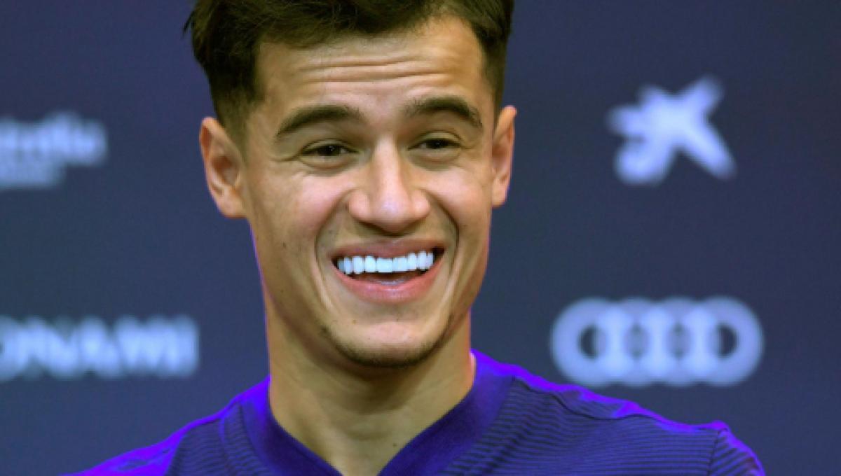 Coutinho presentará su pasaporte portugués para jugar como comunitario