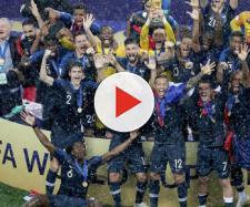 Francia campione del mondo: giocatori criticati sui social