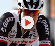 Tom Dumoulin, deluso dopo la nona tappa del Tour de France