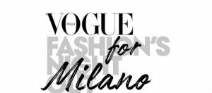 Notte bianca della moda organizzata da Vogue Italia