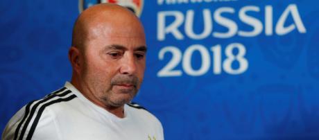 Jorge Sampaoli dejará de ser el director técnico de la selección argentina