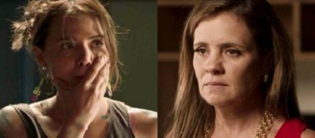 Por culpa de Laureta, Rosa é humilhada em público pelo pai e expulsa de casa em Segundo Sol (Foto: TV Globo)