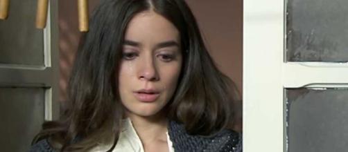 Anticipazioni Una Vita: Teresa scopre di essere di nuovo in dolce attesa, ma non è felice