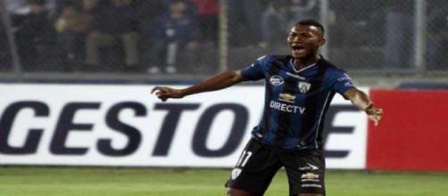 Cabezas deve reforçar o Fluminense (Foto: Portal Ecuador)
