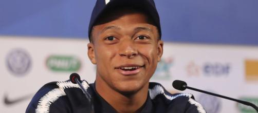 Coupe du monde 2018 : Kylian Mbappé compte verser sa prime à une ... - voici.fr