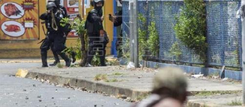 """Diez muertos y varios heridos en """"Operación Limpieza"""" en Nicaragua"""