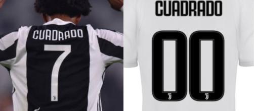 Juventus: Cuadrado busca un nuevo número ya que Cristiano Ronaldo usará el 7