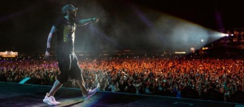 Eminem si è esibito a Milano lo scorso 7 luglio