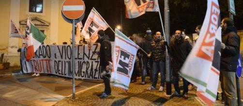 Forza Nuova, il gruppo che insieme a Onr è a capo delle 'ronde nere' di Rimini - ilsuperuovo.org