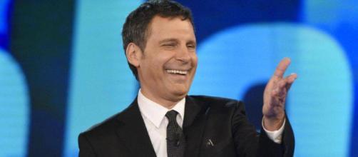 La moglie di Fabrizio Frizzi ritorna in tv
