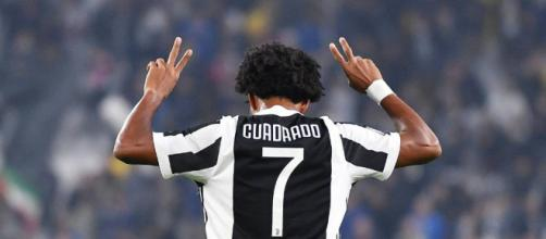 El presidente de la Juventus pide a Juan Guillermo Cuadrado que ceda su dorsal