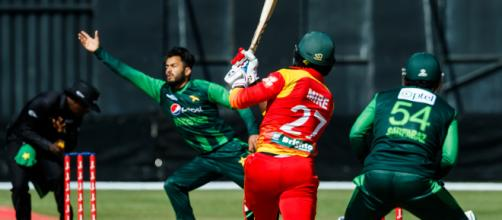 Pakistan vs Zimbabwe 2nd odi live on PTV Sports (Image Credit: TheRealPCB/Twitter)