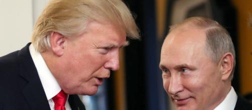 Donald Trump abre el diálogo con Vladimir Putin