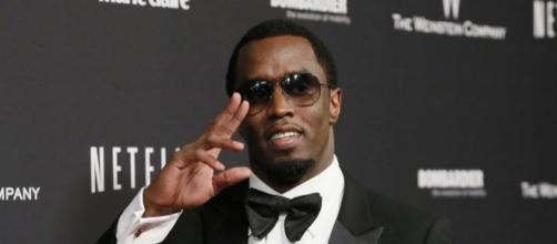 "Sean ""Diddy"" Combs, 48 anni, patron della label Bad Boy Records."